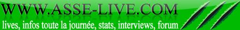 Banni�re du site http://www.asse-live.com : tout sur l'ASSE !