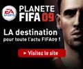 Jeu FIFA09 sur www.asse-live.com