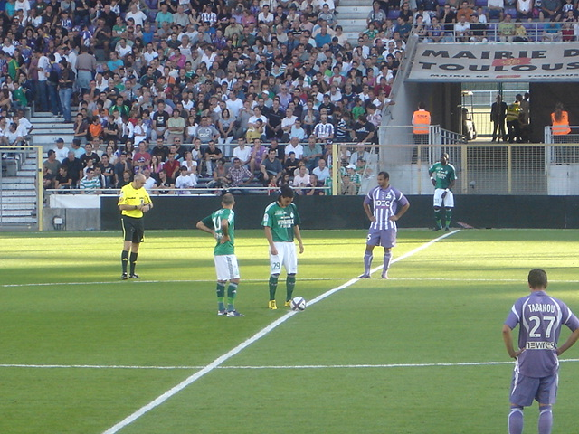 Toulouse ASSE ligue 1